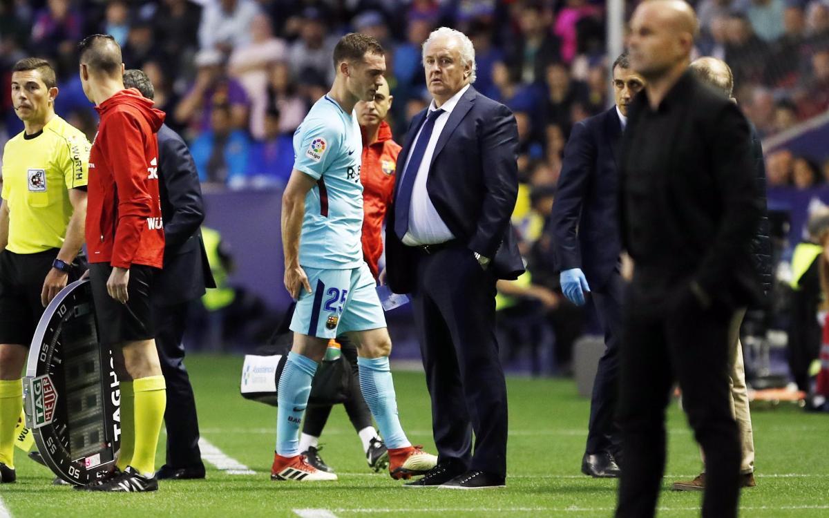 Choáng váng với số trận đấu bệnh binh Vermaelen đã bỏ lỡ vì chấn thương
