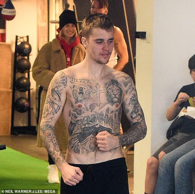 Justin Bieber tập luyện tại UFC gym như thế nào?