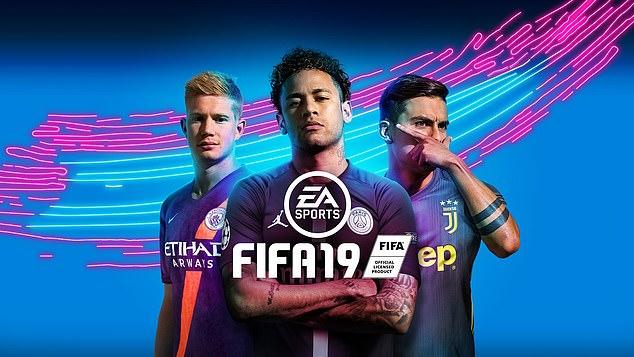 Cristiano Ronaldo đánh mất vị trí ngôi sao trang bìa của trò chơi FIFA 19 EA Sports