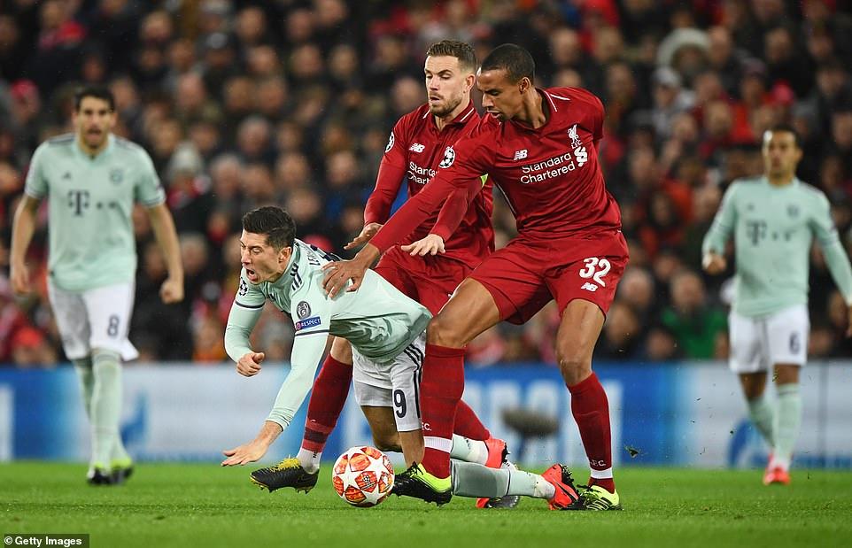 HLV Klopp trần tình nguyên nhân khiến Liverpool hòa không bàn thắng trước Bayern