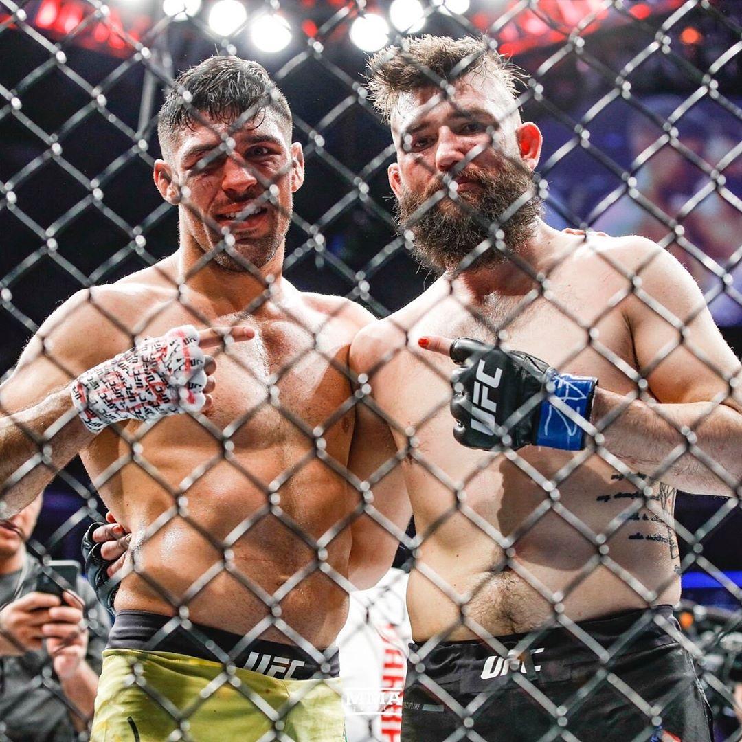 UFC on ESPN 1: Kẻ thắng người thua nói gì?