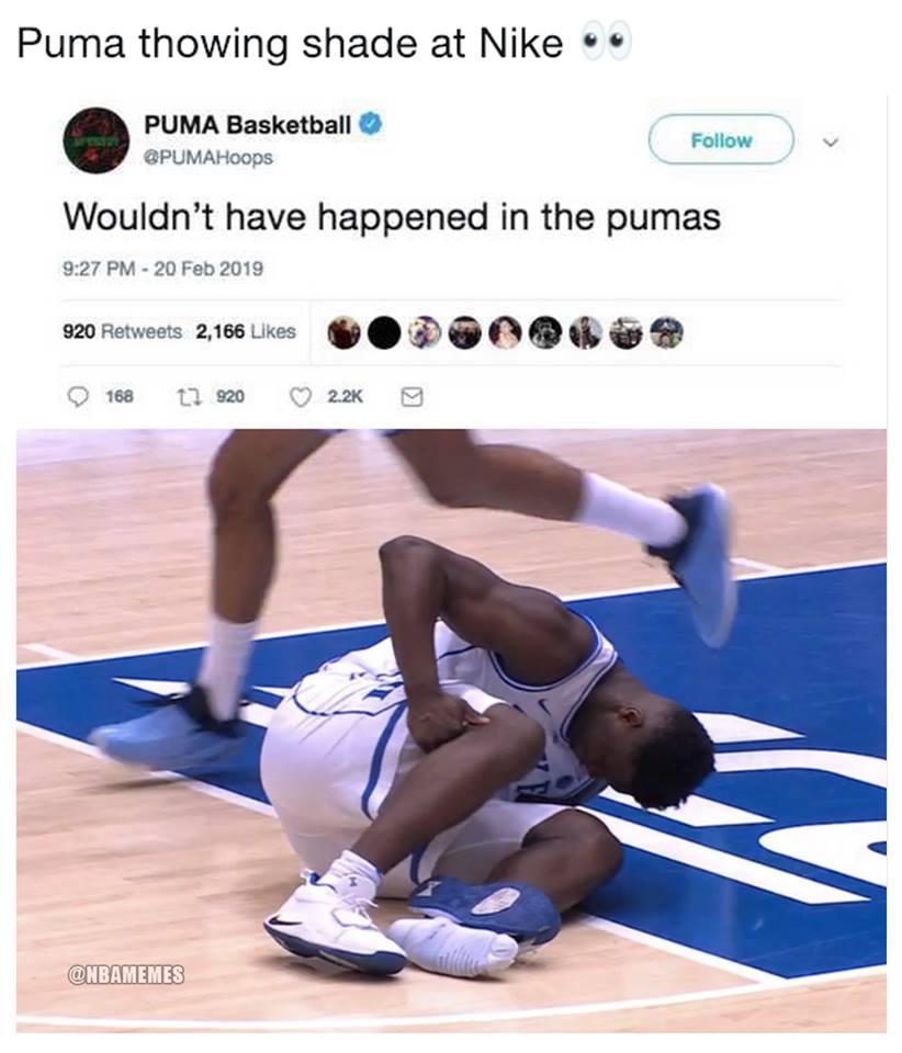 Đôi giày bóng rổ khiến quái vật Zion Williamson chấn thương là giày gì?
