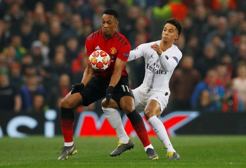 Tin bóng đá ngày 21/2: MU chuẩn bị mất gần 9 triệu bảng khi Martial… trở lại tuyển Pháp