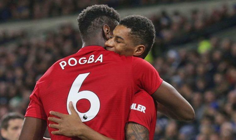 Đối tác Rashford - Pogba, Salah trước cơ hội lịch sử và 5 thống kê về trận đại chiến MU - Liverpool