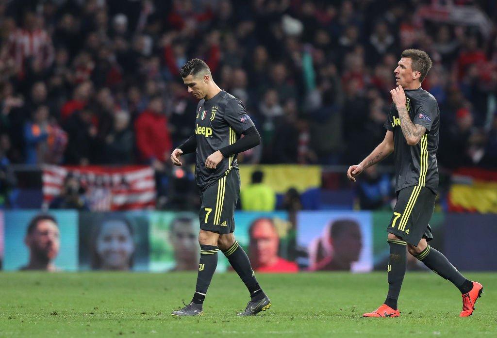 Số lần chạm bóng khó tin của Ronaldo trong vòng cấm và những điểm nhấn từ trận Atletico - Juventus