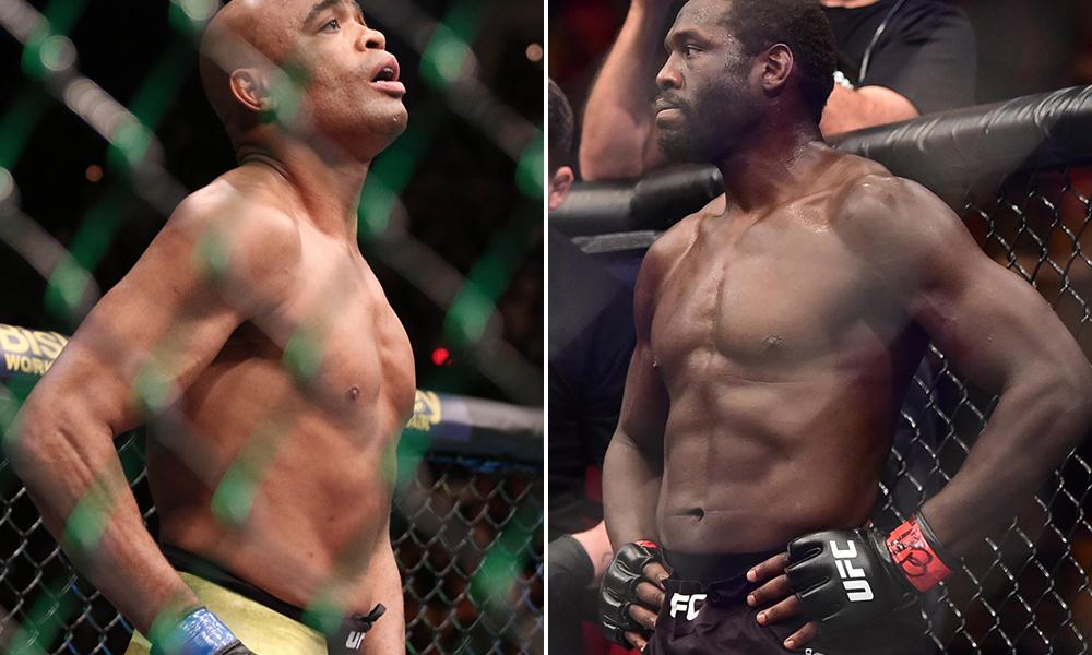 Huyền thoại Nhện Anderson Silva đã có đối thủ tại UFC 237