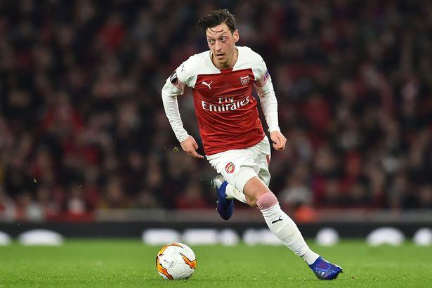 Thống kê ấn tượng của Mesut Ozil và những điểm nhấn từ trận Arsenal - BATE