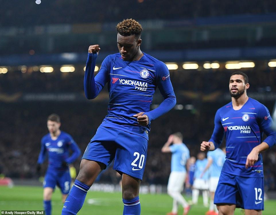 Sao trẻ Hudson-Odoi rực sáng, kỷ lục đá phạt của Chelsea và những điểm nhấn ở trận gặp Malmo