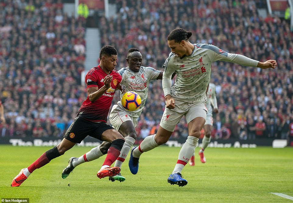 Chấm điểm MU vs Liverpool: Hàng công thất vọng, siêu sao mờ nhạt