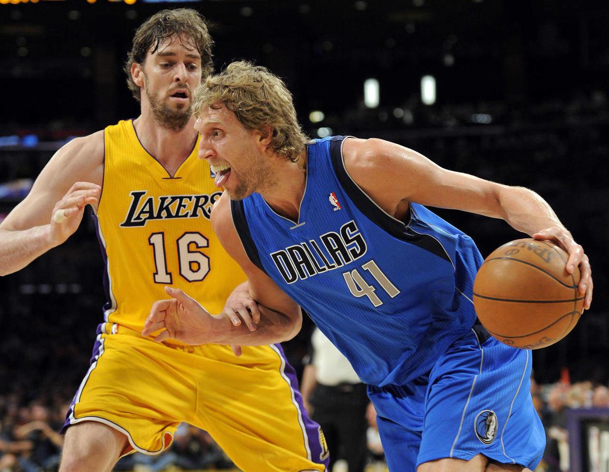 Fan Lakers tổn thương sâu sắc khi nghe huyền thoại Dirk Nowitzki kể về kỷ niệm đáng nhớ nhất