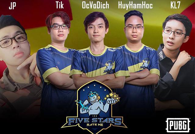 Lịch thi đấu PUBG STAR CLASH: Hai đại diện Việt Nam là Divine Imba và Rate Me Five Stars Ice góp mặt