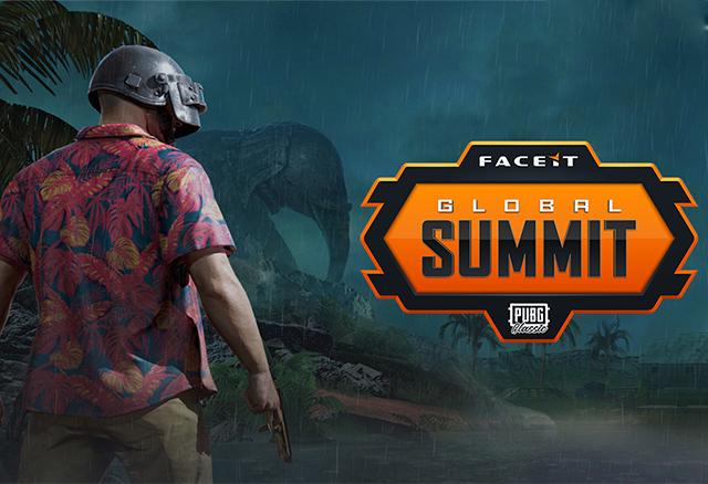 FACEIT Global Summit: PUBG Classic, giải đấu toàn cầu đầu tiên cuối phase 1 của PUBG Corp