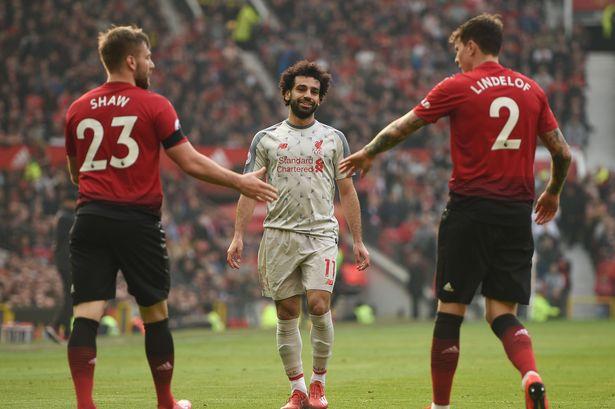 Liverpool nghĩ gì về phong độ khó tin của Salah trước MU và top 6 mùa này?