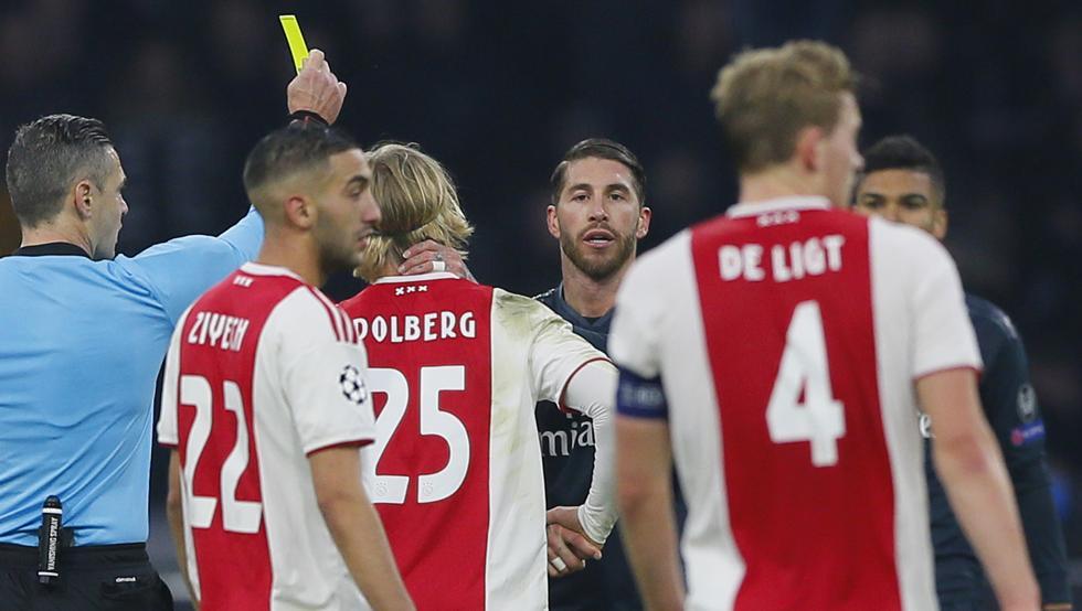 """Bị cáo buộc """"tẩy thẻ"""", Ramos nhận án treo giò từ UEFA"""