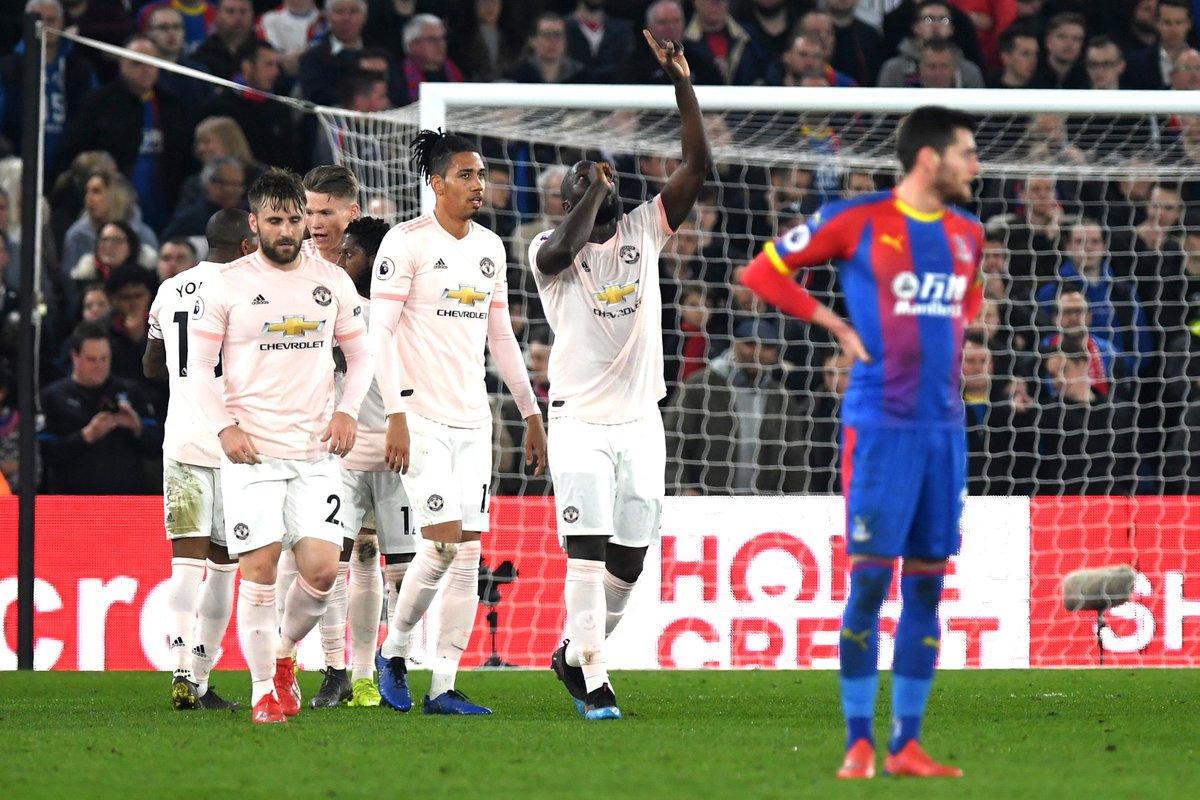 Kỷ lục thắng sân khách, cột mốc mới của Lukaku và 5 điểm nhấn từ trận Crystal Palace vs MU