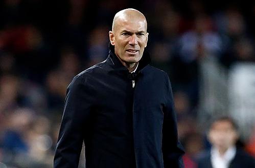Zidane đã trở lại nhưng Real Madrid tái lập kỷ lục thua khó tin sau 25 năm