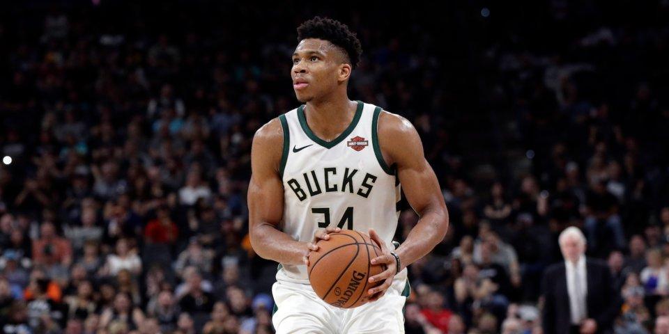 Milwaukee Bucks lên kế hoạch biến Giannis Antetokounmpo trở thành đấng toàn năng tại NBA