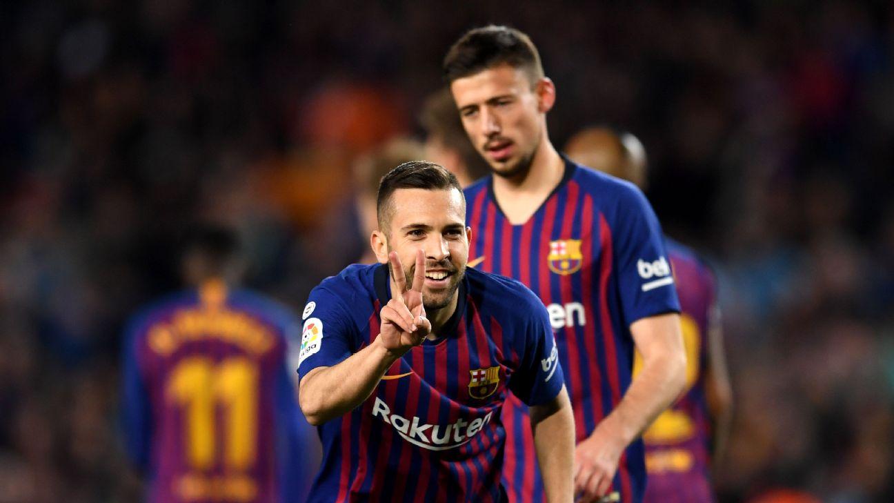 Hàng thủ Barca tạo cảm hứng ghi bàn đáng kinh ngạc trước cuộc đụng độ Liverpool