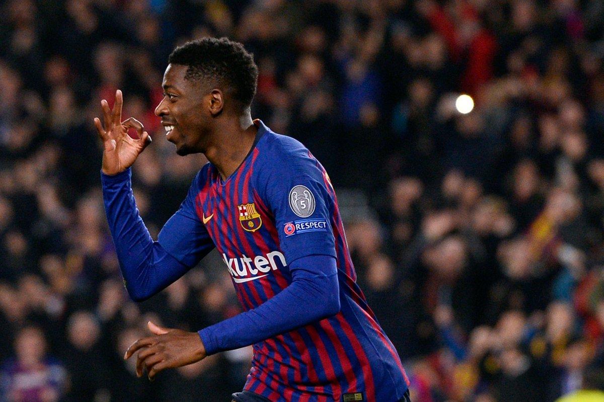 Dembele gây kinh ngạc về khả năng chơi hai chân như một với Barca