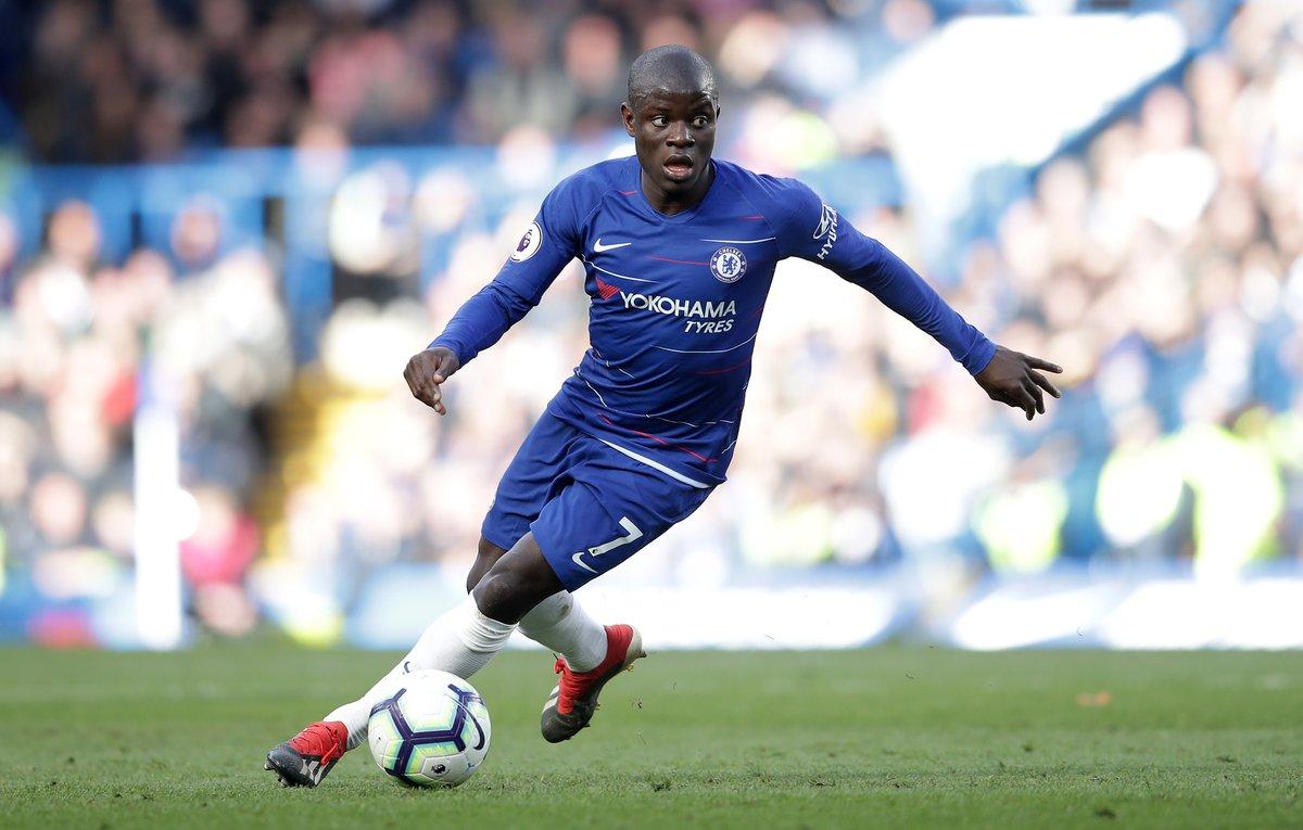 Đội hình Chelsea đụng độ MU sẽ thế nào với mối nghi ngờ từ Kante?