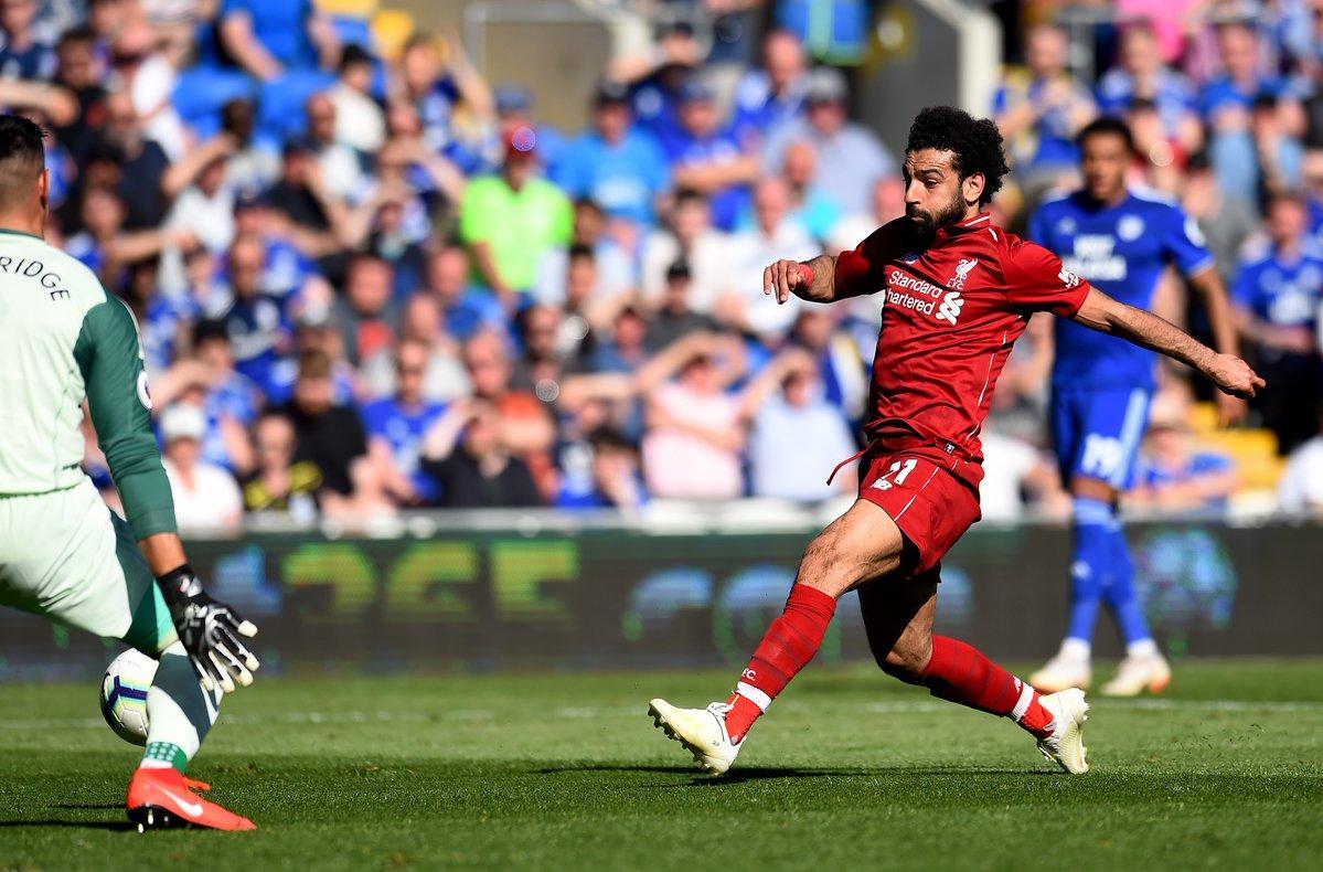 Điểm số của Liverpool tạo nên thống kê kinh ngạc sau 120 năm lịch sử
