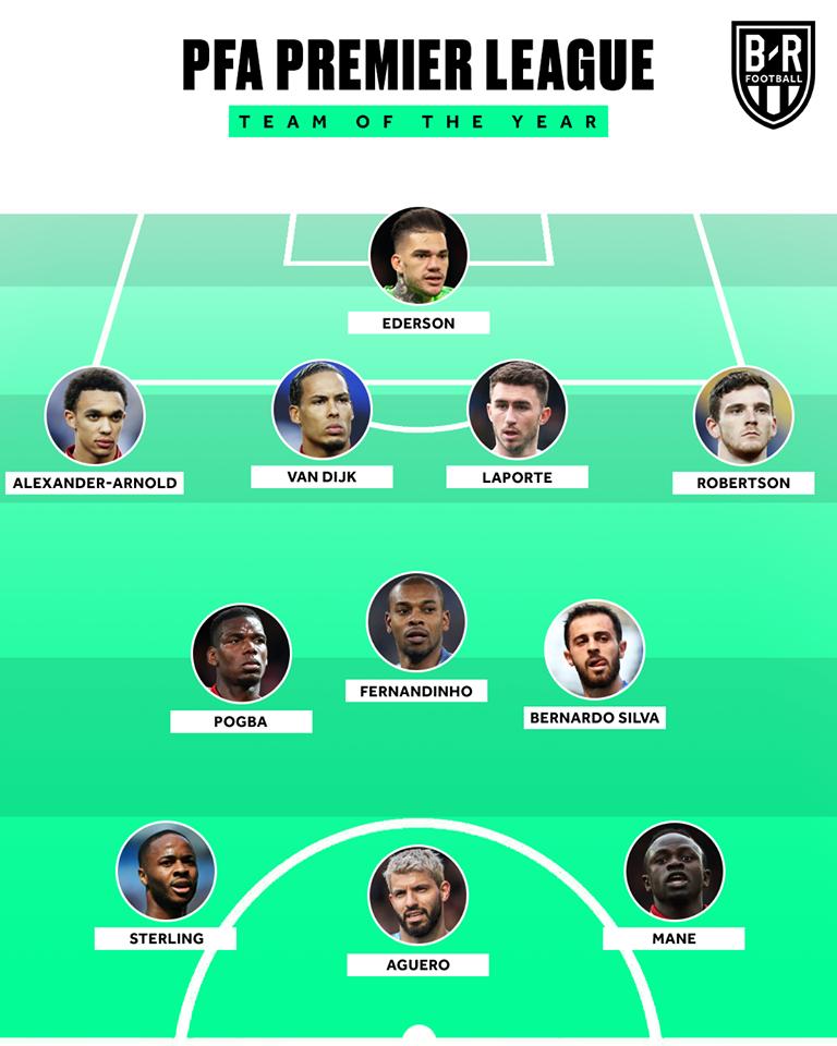 Thống kê sốc lý giải vì sao Pogba xứng đáng lọt vào đội hình của năm ở giải Ngoại hạng