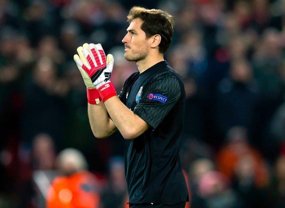 Huyền thoại của Real Madrid, Casillas phải nhập viện gấp do đau tim