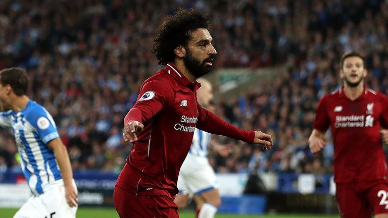 Salah thiết lập kỷ lục vô tiền khoáng hậu trong lịch sử Liverpool sau cú đúp bàn thắng