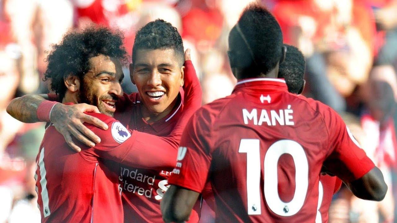 Tam tấu nguyên tử M-S-F của Liverpool ghi bàn nhiều hơn 14 CLB ở giải NHA