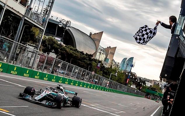 Cẩm nang F1: Mọi thông tin về chặng đua Azerbaijan 2019