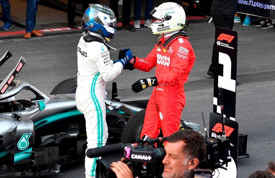 Azerbaijan Grand Prix 2019: Mercedes lại một lần nữa chiếm hạng Nhất - Nhì