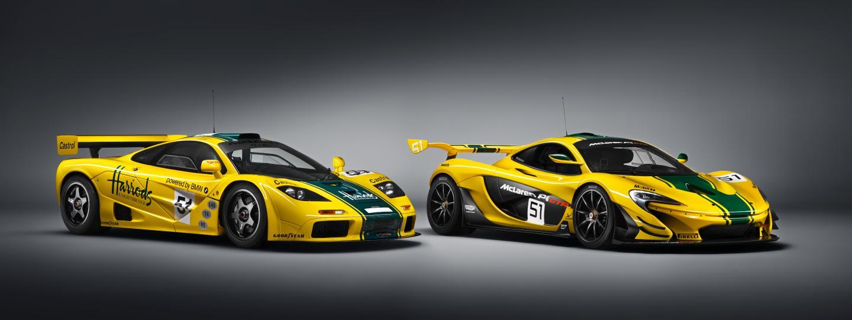 10 chiếc xe thể thao phát triển dựa trên Công Thức 1 (kì 2)