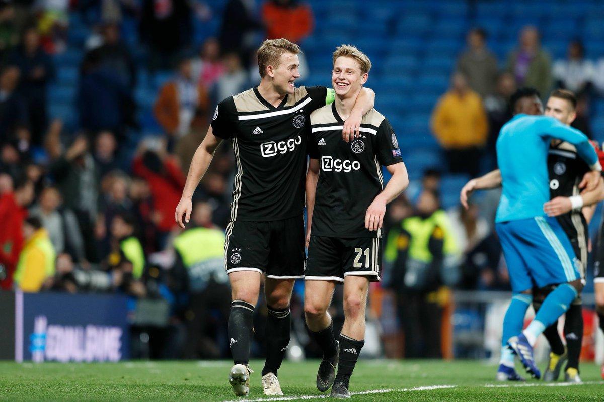 Kỳ tích sân khách giúp Ajax đặt một chân vào chung kết và điểm nhấn từ trận gặp Tottenham