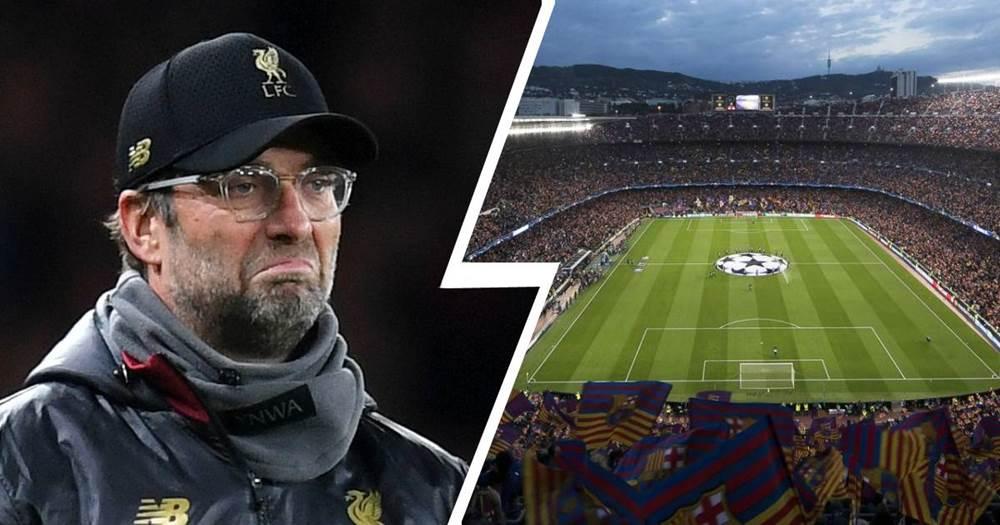 Barca phản ứng mạnh mẽ với tuyên bố của Klopp trước trận bán kết với Liverpool