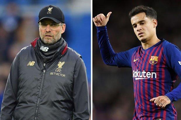 Klopp đưa ra tuyên bố về Coutinho trước trận Barca vs Liverpool