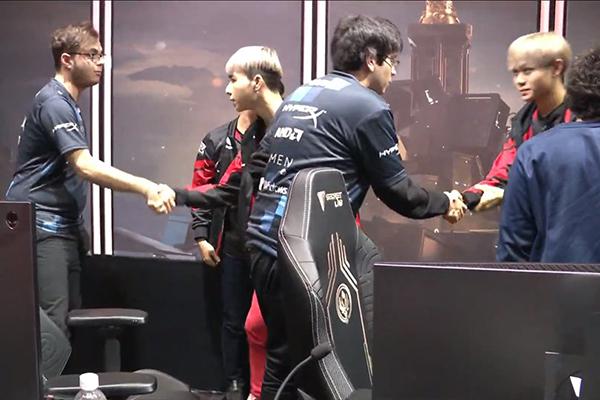Phong Vũ Buffalo chấm dứt hi vọng đi tiếp của Isurus Gaming tại MSI 2019 bằng một chiến thắng vô cùng áp đảo
