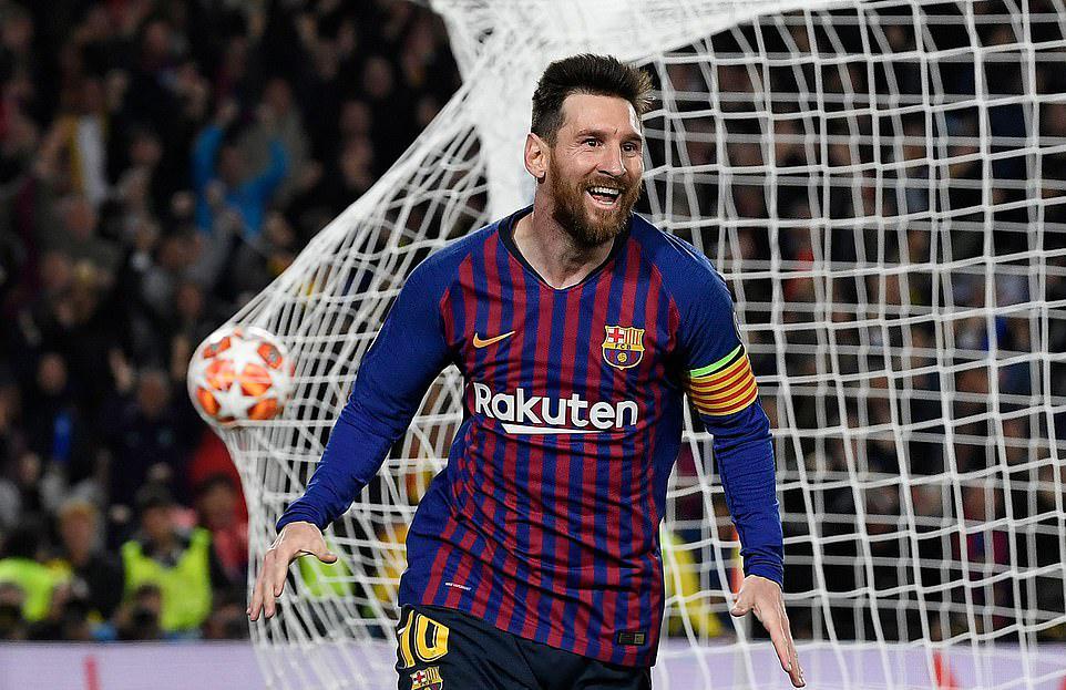 Chấm điểm Barca vs Liverpool: Show diễn của Messi, ngôi sao hàng thủ The Kop ghi dấu ấn