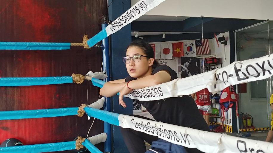 HLV Lê Thị Bằng: Vì sao kỹ thuật thở đúng lại rất quan trọng trong Boxing?