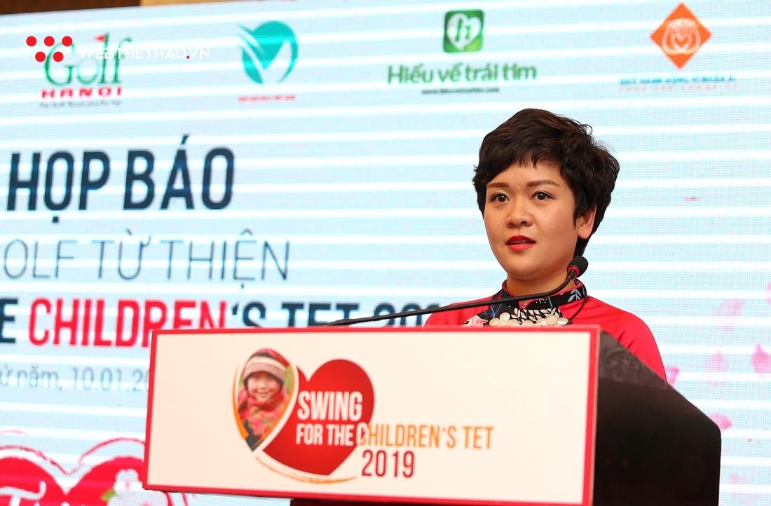 Swing for the children's Tet 2019 - Món quà Tết đặc biệt cho trẻ em nghèo vùng cao