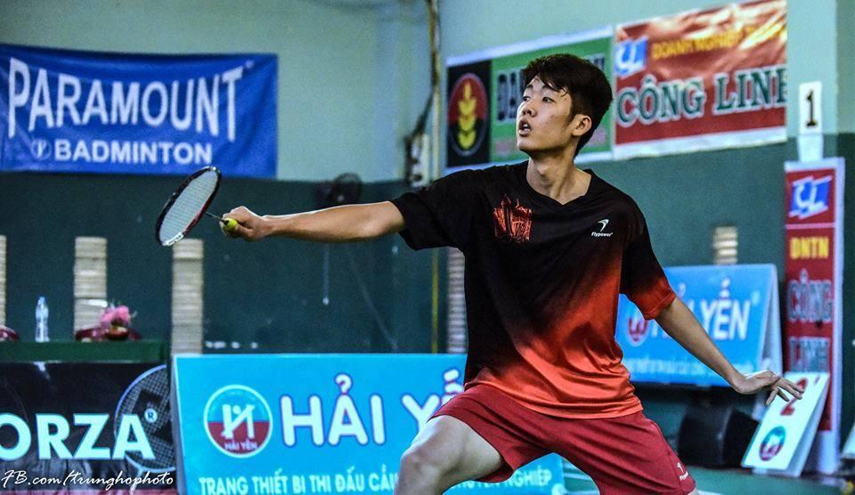 Lê Đức Phát tạo ấn tượng ở Giải cầu lông Azerbaijan International 2019