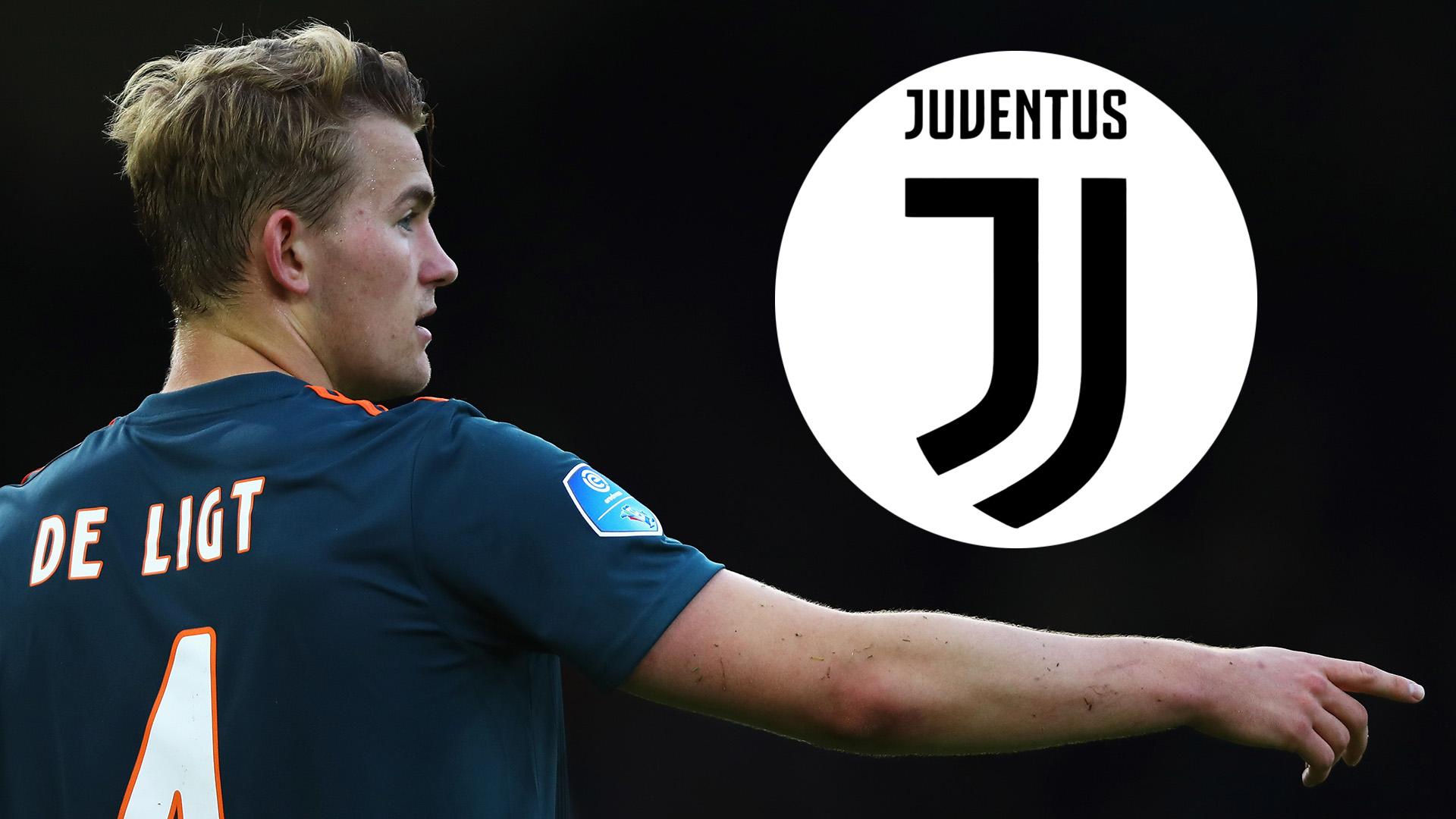 Tin chuyển nhượng sáng 16/7: De Ligt tới Turin, chuẩn bị kiểm tra y tế gia nhập Juventus