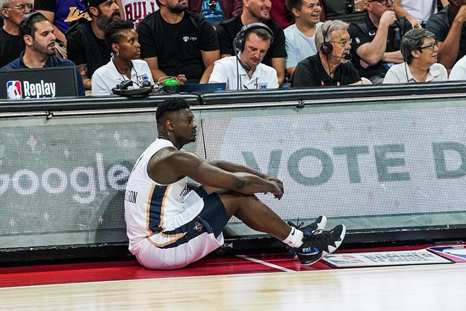 Quái vật Zion Williamson chào sân NBA 2K bằng chỉ số cao nhất dàn tân binh 2019-20