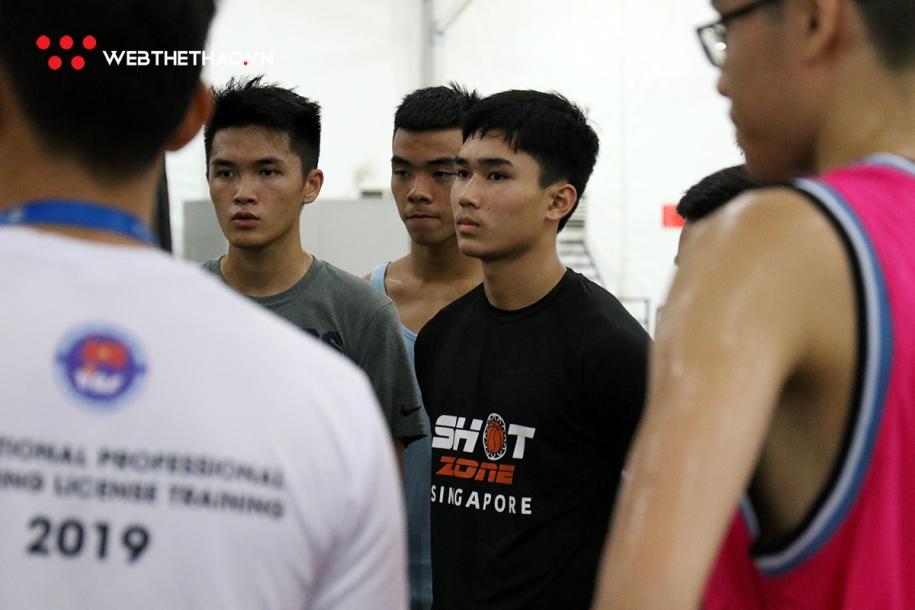 Để thua Singapore, nam và nữ U18 Việt Nam đều trắng tay tại ASEAN School Games