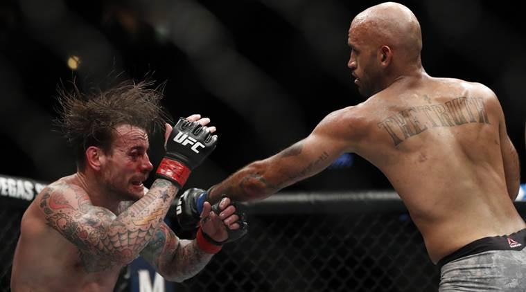CM Punk vẫn muốn đấu MMA, nhưng không phải cho UFC