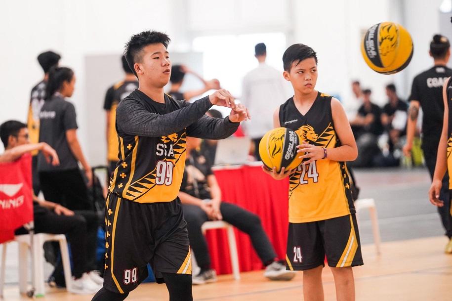 SSA tổ chức giải 3x3 tìm kiếm tài năng Việt Nam dự IBF Youth Leaders Cup