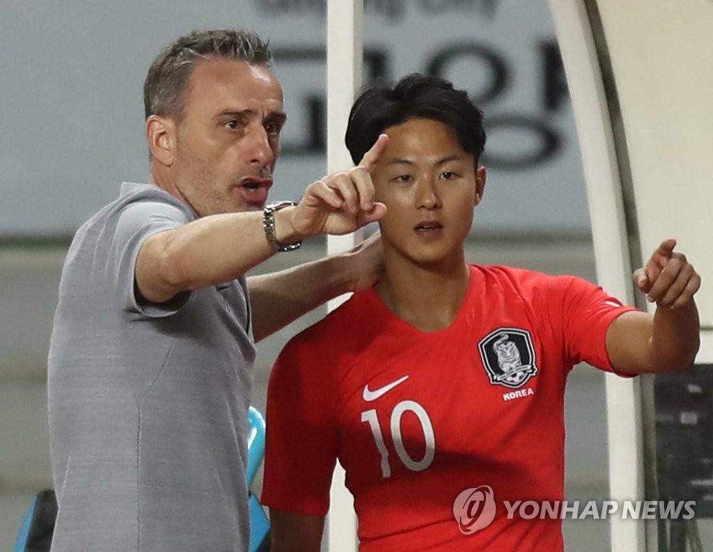 Không Son Heung-min, Hàn Quốc không thắng tưng bừng trước Philippines