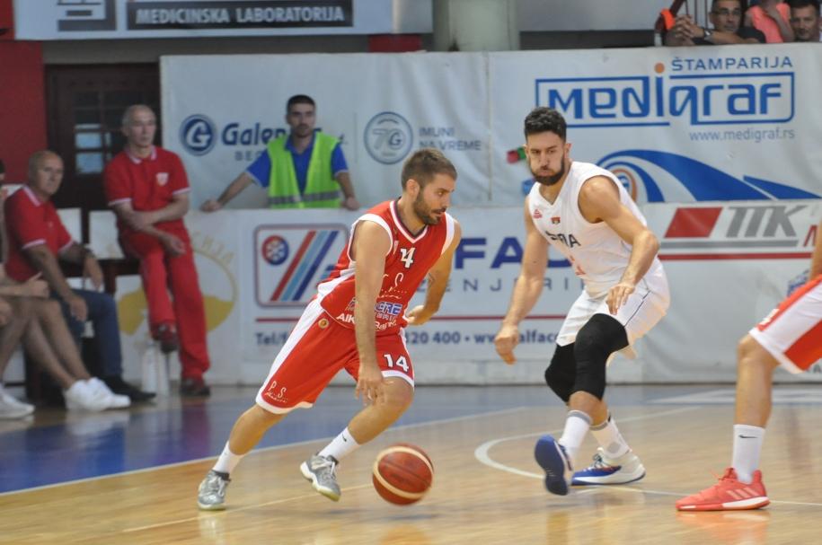 ĐT Serbia khởi đầu mỹ mãn trong quá trình chuẩn bị cho FIBA World Cup 2019