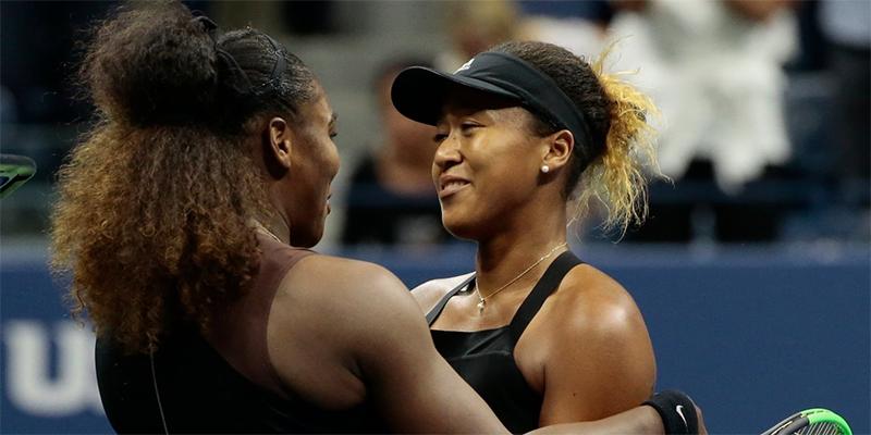 Naomi Osaka giàu nhanh, nhưng Top 100 Forbes chỉ có Serena Williams là nữ