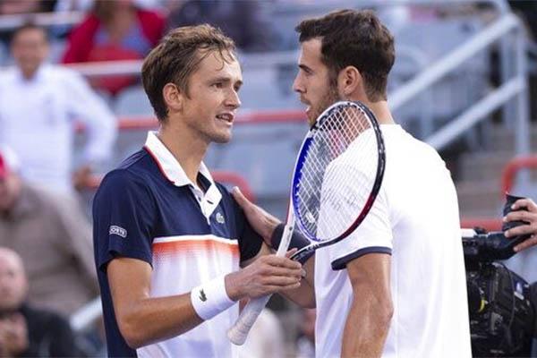 Rogers Cup: Nadal hạ Medvedev là cầm chắc hạt giống số 2 US Open