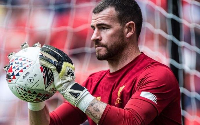 Klopp lên kế hoạch cho vị trí thủ môn Liverpool ở Siêu Cúp châu Âu